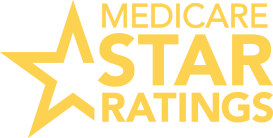 Medicare Star Ratings logo