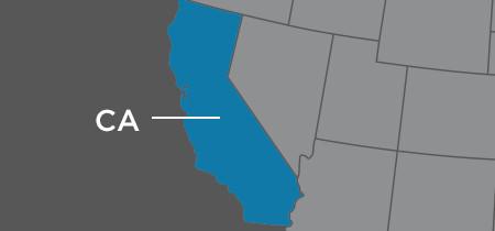 Locations in California