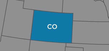 Locations in Colorado
