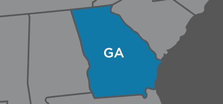 Locations in Georgia