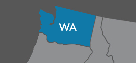 Locations in Washington